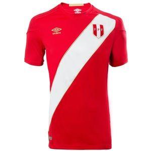 Umbro Peru Jersey Home